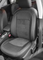 Авточехлы Leather Style для Nissan Qashqai '06-14 (MW Brothers), 5 мест