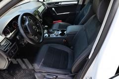 MW Brothers Авточехлы Leather Style для Volkswagen Touareg '10-18, LIFE (MW Brothers)