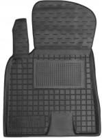 Коврик в салон водительский для Chery Tiggo '05-12 резиновый, черный (AVTO-Gumm)