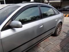 Дефлекторы окон для Audi A6 '97-05, седан (Hic)