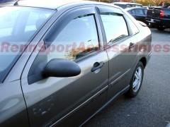 Дефлекторы окон для Ford Focus I '99-04, седан (Hic)