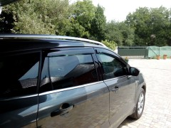 Фото 1 - Дефлекторы окон для Ford Kuga '13- (Hic)
