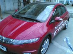 Дефлекторы окон для Honda Civic 5D '06-12 (Hic)