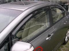 Дефлекторы окон для Honda Civic 4D '06-12 (Hic)
