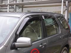 Дефлекторы окон для Honda CR-V '02-06 (Hic)