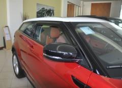 Дефлекторы окон для Land Rover Range Rover Evoque '11-, 3дв. (Hic)