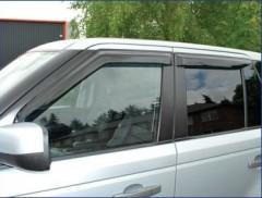 Дефлекторы окон для Land Rover Range Rover Sport '05-12 (Hic)