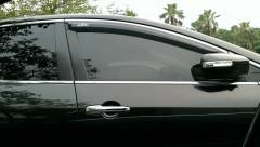 Дефлекторы окон для Mazda CX-7 '06-12 (Hic)