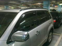 Дефлекторы окон для Suzuki Grand Vitara '06-,5дв. (Hic)
