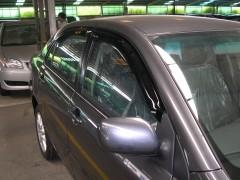 Дефлекторы окон для Toyota Corolla '02-07, седан (Hic)