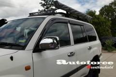 Дефлекторы окон для Toyota Land Cruiser 100 '98-07 (Hic)