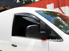 Дефлекторы окон для Volkswagen Caddy '04- (Hic)