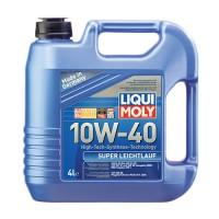 LIQUI MOLY LIQUI MOLY Super Leichtlauf  10W-40 (4 л.)