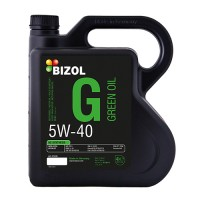 BIZOL BIZOL Green Oil 5W-40 (4 л.)