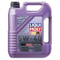 LIQUI MOLY Diesel Synthoil  5W-40 (5 л.)