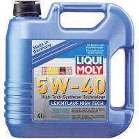 LIQUI MOLY Leichtlauf High Tech 5W-40 (4 л.)