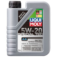 LIQUI MOLY LEICHTLAUF SPECIAL АА 5W-20 (1 л.)