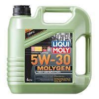 Фото 1 - LIQUI MOLY Molygen NeW Generation 5W-30 (4 л.)