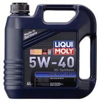 LIQUI MOLY Optimal Synth  5W-40 (4 л.)