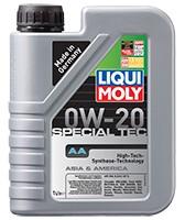 LIQUI MOLY SPECIAL TEC АА 0W-20 (1 л.)