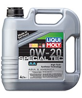 LIQUI MOLY SPECIAL TEC АА 0W-20 (4 л.)