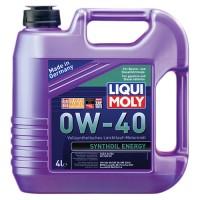 LIQUI MOLY Synthoil Energy  0W-40 (4 л.)