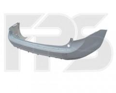 Задний бампер Ford Focus II '08-11 Универсал, грунтов. (FPS)