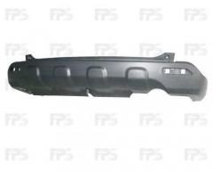 Задний бампер Honda CR-V '06-09 (средн. часть) (FPS)