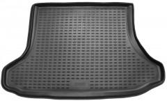 Коврик в багажник для Chery Tiggo '05-12, полиуретановый (Novline / Element) черный