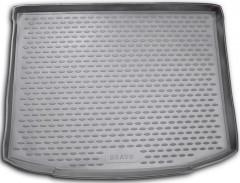 Коврик в багажник для Fiat Bravo '07-, полиуретановый (Novline / Element) черный