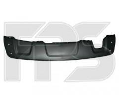 Накладка заднего бампера Renault Duster '10-18 нижняя (FPS)