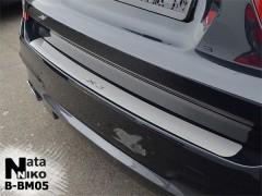 NataNiko Накладка на бампер для BMW X3 F25 '10-17 (Premium)
