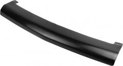 Накладка переднего бампера Mitsubishi Lancer 9 '04-06 нижняя, черная (FPS)