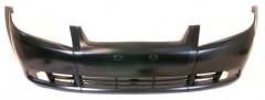 Передний бампер Chevrolet Aveo '05-06 Седан/Хетчбек (FPS)
