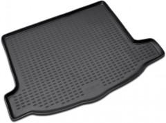 Коврик в багажник для Honda Civic 5D '06-12, полиуретановый (Novline / Element) черный