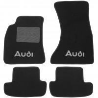 Textile-Pro Коврики в салон для Audi A5 '07- Coupe текстильные, черные (Люкс)