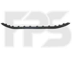 Спойлер переднего бампера Ford Fiesta '09-13 (FPS)