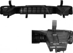 Шина заднего бампера Chevrolet Aveo '06-11 (FPS)