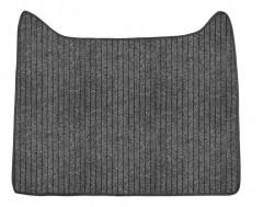 Коврики в салон для Mercedes Actros III Megaspace текстильные серые (Record) середина