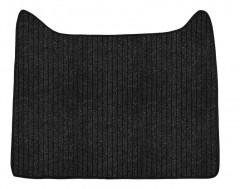 Коврики в салон для Scania 124 R текстильные черные (Record) середина