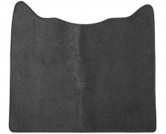 Коврики в салон для DAF XF-105 АКП текстильные серые (Стандарт) середина
