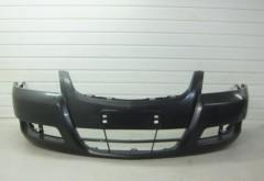 Передний бампер Nissan Almera Classic 06- (Tempest)