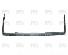 Спойлер заднего бампера Mercedes E-Class W210 '95-99 (Tempest)