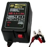 Зарядное устройство Master Watt 0,3-1,2А 6В для мото аккумуляторов