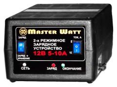 Зарядное устройство Master Watt 5-10А 12В 2-х режимное
