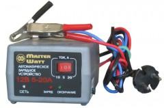 Master Watt Зарядное устройство Master Watt 20А 12В