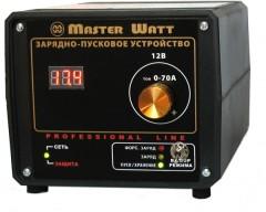 Пуско-зарядное устройство Master Watt 70А 12В цифровое