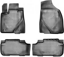 Коврики в салон для для Toyota Highlander '14-, 5 мест (Nor-Plast)