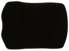 Фото 8 - Коврики в салон для Honda Civic 5D '06-12 текстильные, черные (Люкс)