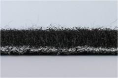 Фото 10 - Коврики в салон для Honda Civic 5D '06-12 текстильные, черные (Люкс)
